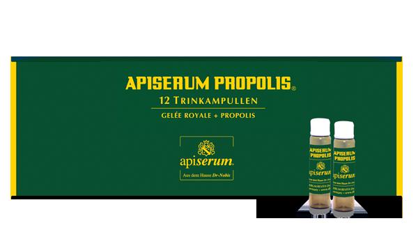 apiserum propolis trinkampullen mit gel e royale dr nobis. Black Bedroom Furniture Sets. Home Design Ideas