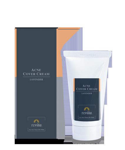 revita acne cover cream dr nobis. Black Bedroom Furniture Sets. Home Design Ideas